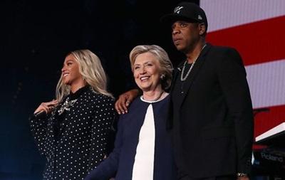 Трамп возмущен выступлением рэпера Jay-Z в поддержку Клинтон