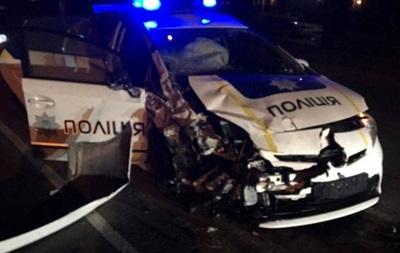 У Хмельницькому в ДТП з поліцією загинув таксист