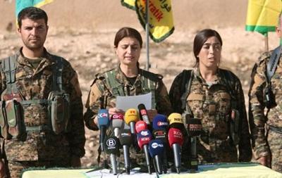 Курды и их союзники объявили о наступлении на  столицу  ИГ