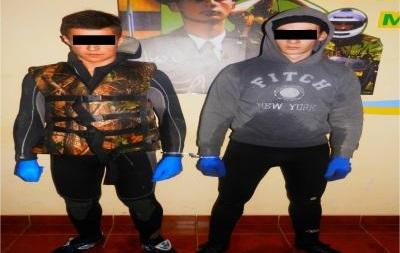 На Закарпатті затримали водолазів-контрабандистів