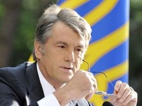 Ющенко считает себя наиболее пострадавшим от свободы слова