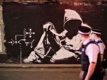 Британская газета назвала настоящее имя знаменитого граффитчика Бэнкси