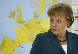 Ангела Меркель не нашла на карте мира Берлин