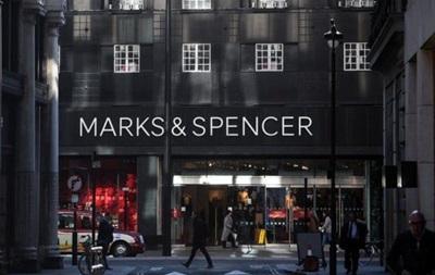 Marks & Spencer закроет десятки магазинов