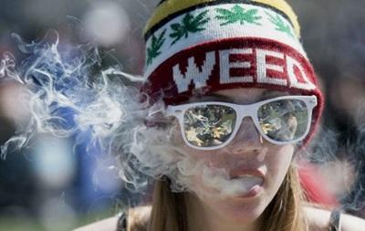 У Каліфорнії легалізували марихуану