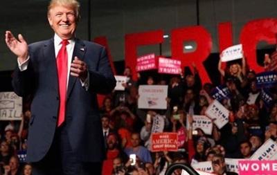 Победа Трампа разочаровала многих американцев