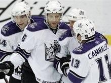 NHL: Короли разбушевались
