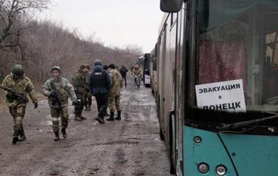 В ДНР срочно эвакуируют жителей села Октябрь