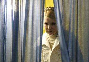 Обработано 45% протоколов: Тимошенко сократила отставание до 5,67%
