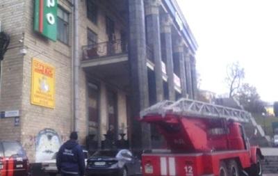 Через пожежу на Хрещатику евакуювали 200 осіб