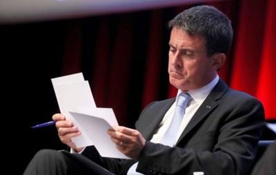 Франція планує продовжити надзвичайний стан - Вальс
