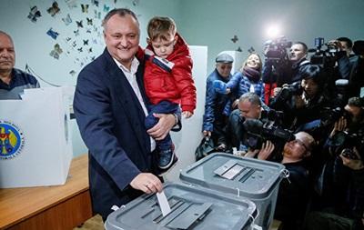 Вибори в Молдові: проросійський кандидат закликає не протестувати