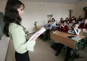 Попов инициировал создание новых стандартов образования в киевских школах