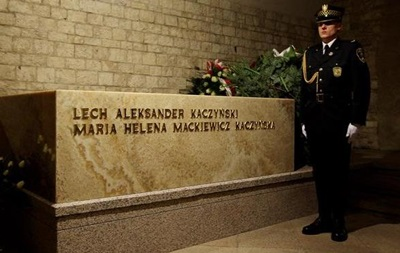 Экс-президент Польши против эксгумации жертв катастрофы Ту-154