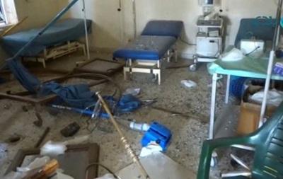 В Алеппо разбомбили третий за сутки госпиталь