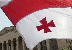 Грузия надеется на успешное развитие отношений с Украиной