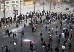 Премьер Египта попросил прощения за беспорядки в стране