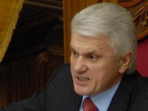 Литвин заявил, что эпидемию гриппа организовал БЮТ