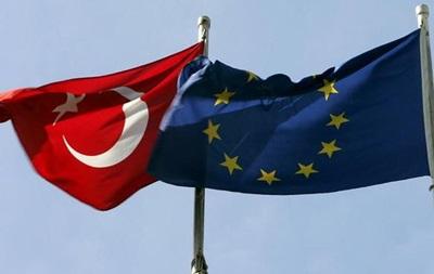 Делегация Европарламента отменила визит в Турцию