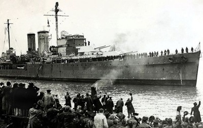 Британія засмучена зникненням трьох суден із Яванського моря