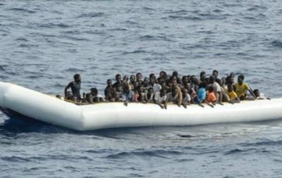 Біля берегів Лівії могли потонути ще 100 мігрантів