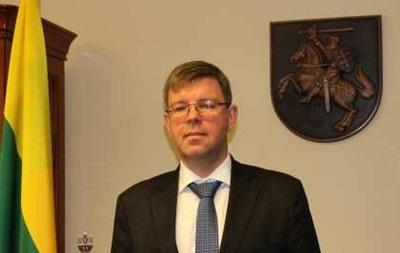 Посол Литви розповів про скарги на українських рейдерів