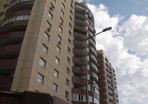 В Киеве утеплят панельные дома