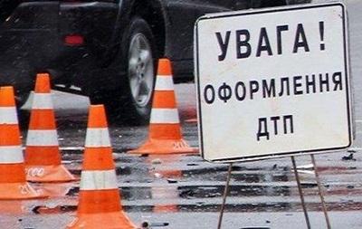 На Дніпропетровщині в аварії постраждали десятеро людей