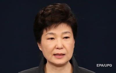 Президента Южной Кореи подозревают в корупции