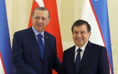 Ердоган: Туреччина може вступити в ШОС замість ЄС