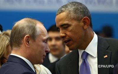 Путін й Обама коротко поспілкувалися на саміті у Перу
