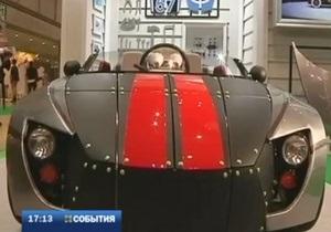 В Японии создали конструктор для детей, который превращается в пассажирский автомобиль