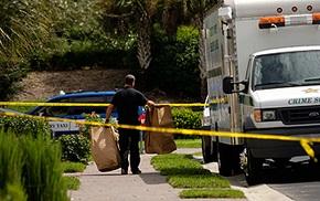 Во Флориде найдены мертвыми женщина и пятеро ее детей