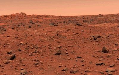 На Марсе обнаружили море