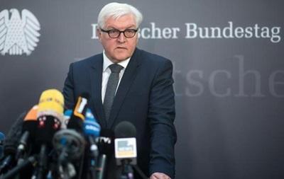 Штайнмайер призвал к проведению новой встречи по Донбассу