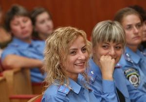 Правозащитники: Вузы МВД хотят закрыть для женщин