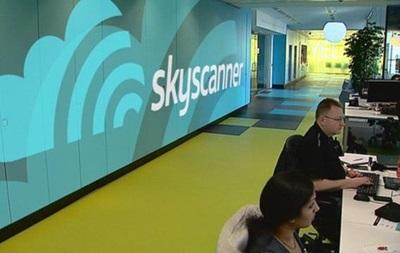 Сайт Skyscanner