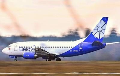 Бєлавіа подала Україні рахунок за відмінений літак