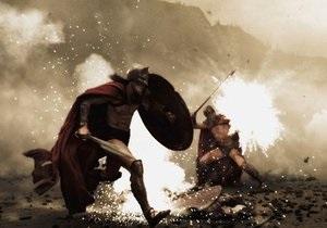 Warner Bros. перевыпустит 300 спартанцев в 3D