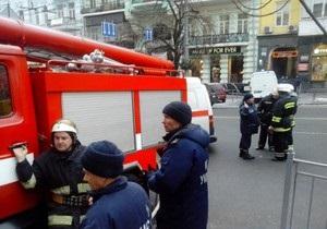 новости Киева - взрыв - В МВД уточнили число госпитализированных в результате взрыва в киевском ресторане