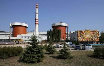 На Південноукраїнській АЕС відключили енергоблок