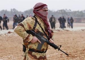 США создают коалицию поддержки сирийской оппозиции