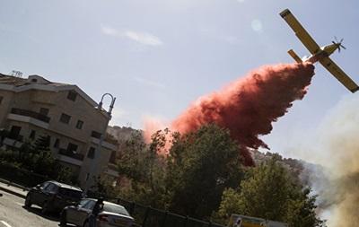 В Ізраїлі заявили про ліквідацію всіх пожеж