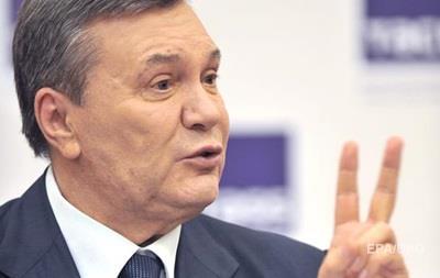 Янукович заявив про відсутність судимостей і відмовився назвати адресу