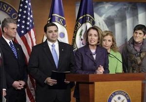 В США начал работу Конгресс нового созыва