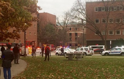 Застрелено чоловіка, який влаштував стрілянину в університеті Огайо