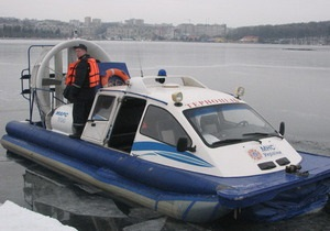 МЧС: За эту зиму в Украине на водных объектах погибло в 2,5 раза меньше человек, чем за прошлую