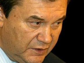 Янукович об отставке Балоги: для Ющенко  это плохо