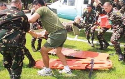 Замах на президента Філіппін: поранено сімох охоронців