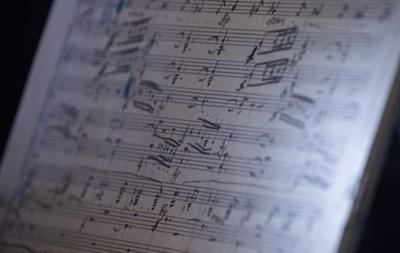 Рукопись симфонии Малера продана в Лондоне за рекордную сумму